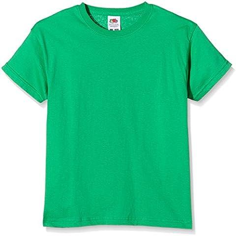 Fruit of the Loom SS132B, Camiseta para Niños, 13 Años