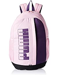 PUMA Plus Backpack II Pale Pink-Indigo