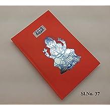 UNICORNN Orient Panjangam Tamil Diary 2019