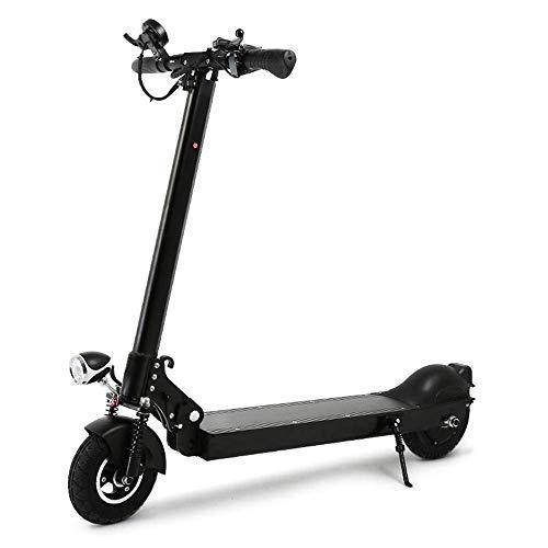 DBSCD 350W 36V Elektroroller mit Lenker, Pocket Bike mit starker Tragfähigkeit, 8''Knobby Luftreifen für Offroad-Fahrten und leistungsstarke Mini-Roller für Erwachsene (Gebrauchte Pocket Bike)