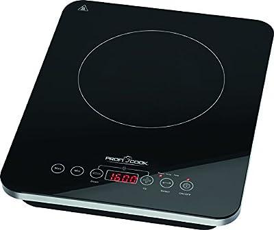 Profi Cook Induktions-einzelkochplatte PC-EKI 1062, 501062 von Profi Cook - Outdoor Shop