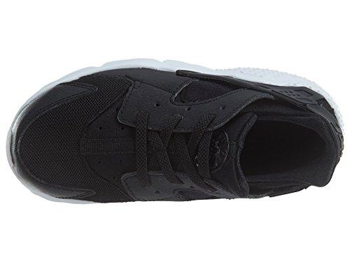 Nike Huarache Run (Td), Baskets Basses Mixte Bébé, Noir Noir / Blanc (Noir / Blanc)