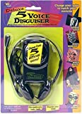 Voice Changer & Headset Microphone costume Fancy Dress
