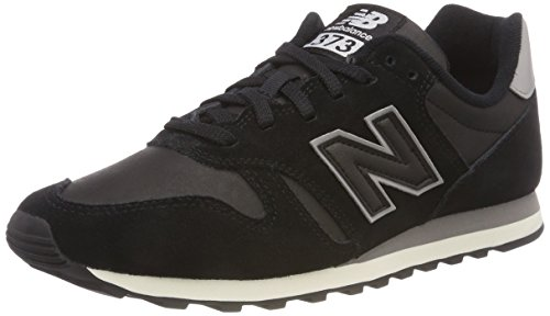 New Balance Ml373GRE, Baskets Homme, Noir (BlackMarblehead Blg), 42.5 EU