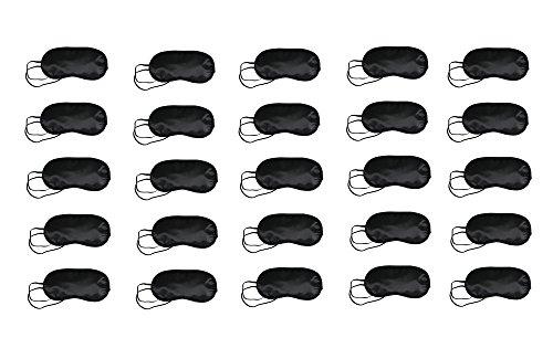 Meta-U 25 Stück Großhandel Augenmaske - Beste Wahl für Gruppenaktivität Organizer
