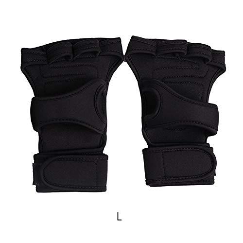 Class-ZFitness-Handschuhe, Handgelenk Bandagen mit stützender Handgelenk Bandage Trainings für Crossfit, Bodybuilding, Gym – 100% Schutz durch Griffpolster + Handgelenk Bandage