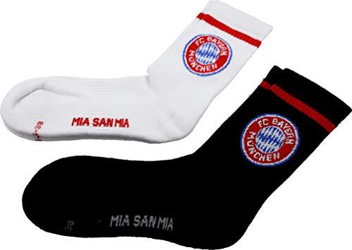 FC Bayern München Sportsocken Gr. 35-38