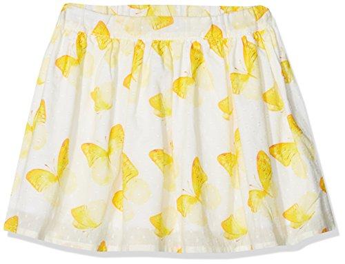 NAME IT Baby-Mädchen Rock Nmfjulie Skirt, Mehrfarbig (Snow White Snow White), 92