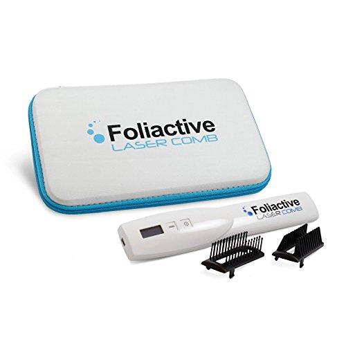 Foliactive Laser: Peine láser para combatir la caída del cabello