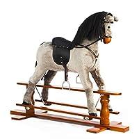 MJmark LUXURIOUS EXTRA LARGE Rocking Horse SIZE XL age 6 -13 years