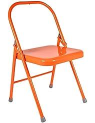 Silla de Yoga 1 barra - Naranja