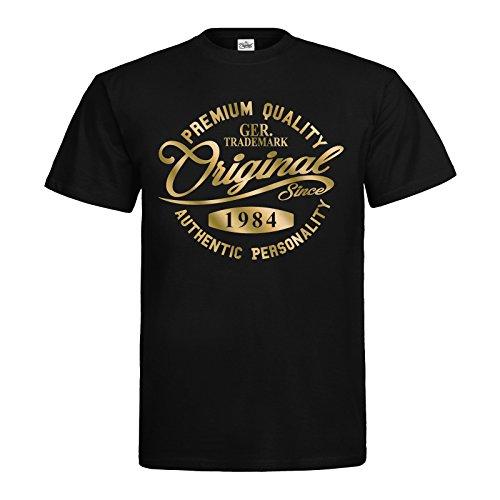 mdma-t-shirt-original-since-1984-handwriting-premium-quality-m-black-gold