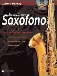 Metodo per saxofono. Scuola di ritmo moderno per saxofono. Con CD Audio