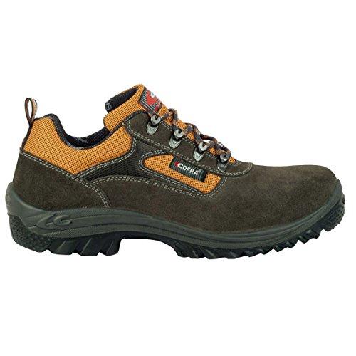 Cofra Scarpe antinfortunistiche, S3SRC, scarpe per sicurezza sul lavoro, 44, Grigio
