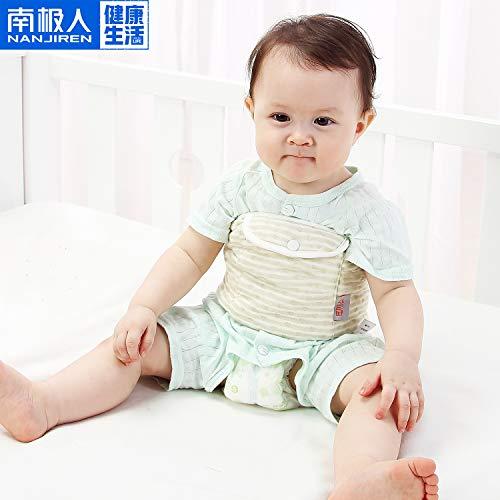 NAN JI REN Wärmflasche mit weichem Bezug - Wärmeflasche, Bettflasche, Baby-Wärmflasche, Magenblähungen, Darmschmerzen, magisch, Baby-Spezialwärmebeutel (0-6 Monate)
