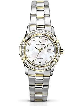 Accurist Damen-Armbanduhr Woman 8070.01 Analog Quarz 8070.01