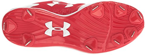 Under ArmourUnder Armour Men's Yard Low ST Baseball Cleats - Yard Low St Baseball Cleats da uomo Red/White