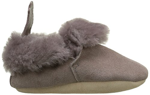 Easy Peasy Unisex Baby Minion Krabbelschuhe Gris (17Ecorce)