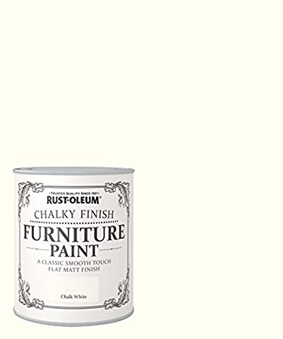 Rust-Oleum Ro0070014X 1classique lisse tactile Plat Mat Finition peinture–Parent, RO0070001G1