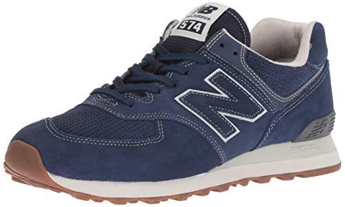 New Balance ML574ESG Scarpe da ginnastica, Uomo, Blu, 43 EU