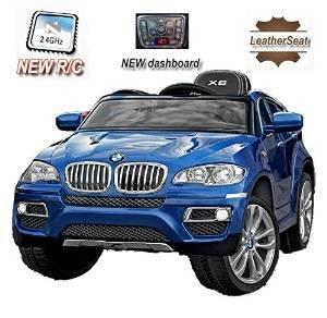 auto-elettrica-per-il-bambino-bmw-x6-12-v-con-rc-seduta-in-pelle-radio-fm-mp3-sd-card