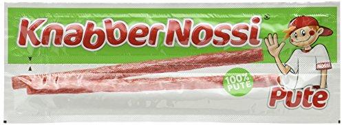 Knabber Nossi Pute (2 Stück), 20er Pack (20 x 25 g)