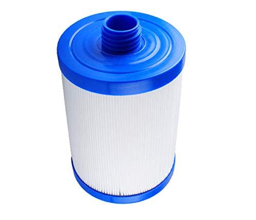 Pleatco Pool (Wadoy Ersatz-Filterkartusche für SPA Whirlpool und Pool Pleatco PWW50, kompatibel mit Unicel 6CH-940, Filbur FC-0359, Waterways 817-0050 (1 Stück))