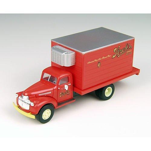 Spur H0 - LKW Chevrolet Reefer Truck Stroh's Beer