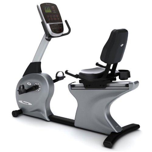 R60 Vision Fitness Halbliegeergometer - Recumbent Ergometer
