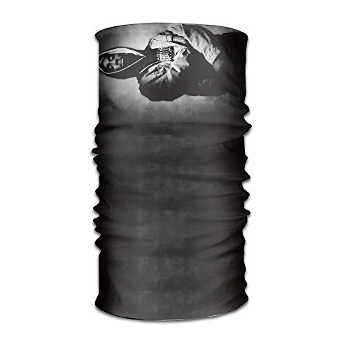 DEFFWBb Tupac Shakur Durable Outdoor Headscarf Wrap