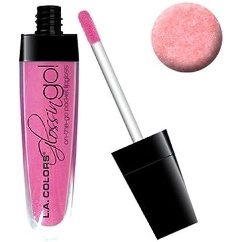 (6 Pack) LA COLOR Glossin Go Lip Gloss - Illusion