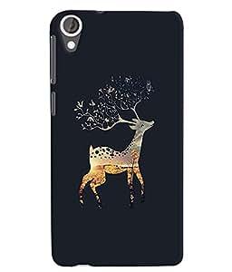 Citydreamz Reindeer\Jungle\Wild Hard Polycarbonate Designer Back Case Cover For HTC Desire 630/HTC Desire 630 Dual Sim