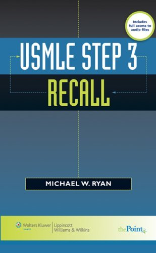 usmle-step-3-recall-recall-wolters-kluwer-by-michael-w-ryan-2007-10-01