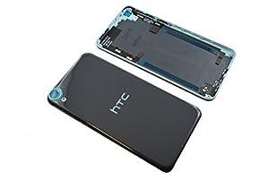 HTC Desire 820 Akkudeckel Akku Deckel Cover Schale Gehäuse Original Neu Tuxedo Gray