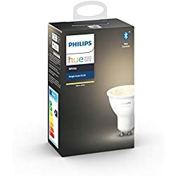 Philips 5.2W Plastic Lamp White