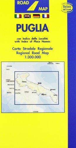 Puglia 1:300.000 (Carte regionali)