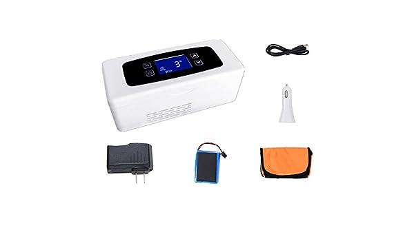 Kleiner Tragbarer Kühlschrank : Feine produkte xqcyl insulin kühlbox tragbarer insulin kühlschrank
