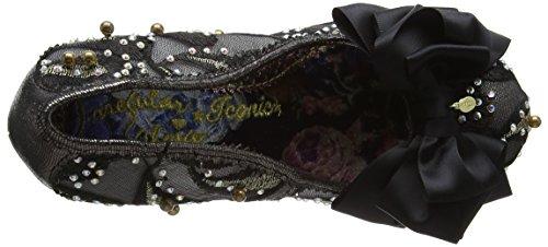 Irregular Choice Ascot, Escarpins femme Black (Black Multi)
