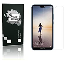 Brand Affairs® Present Tempered Glass Screen Protector for Huawei Honor P20 Lite with Installation Kit (Transparent)