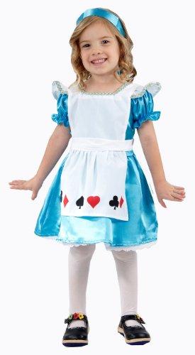 Mädchen Alice Kleinkind Kostüm Age (Kostüme Alice Kleinkind)