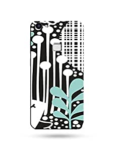 alDivo Premium Quality Printed Mobile Back Cover For Vivo X6 / Vivo X6Printed Mobile Back Cover (XT-037R)