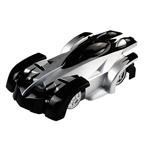 Blue-Yan Electric Toy Car - Remote Control Rechargeable Anti-Gravity Wall Climbing Car by (Gravity Rc-cars)