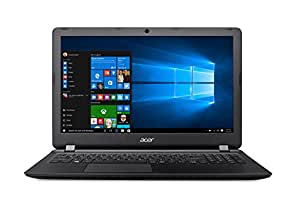 "Acer Aspire ES1-524-9272 Notebook, 15.6"", AMD A9-9410, RAM 8 GB DDR4, HDD 1 TB, Scheda Grafica AMD Radeon R5, Nero"