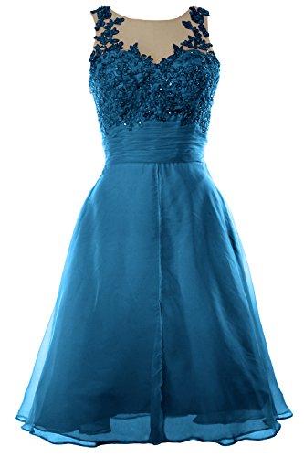 MACloth - Robe - Femme Bleu