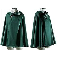 Attack On Titan Green Cloak Medium