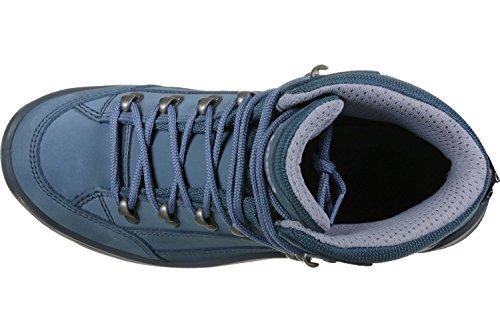 Lowa Renegade GTX Mid Ws Graublau Blau