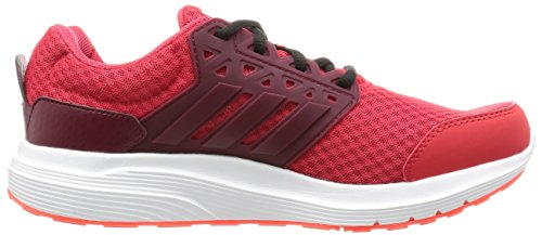 adidas Galaxy 3, Chaussures de Running Entrainement Homme Rojo (Rojsol / Negbas / Ftwbla)
