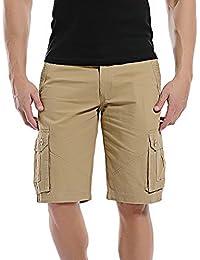 Amazon Pantalones Cortos es Cargo Ropa Hombre ax01rWaqwO