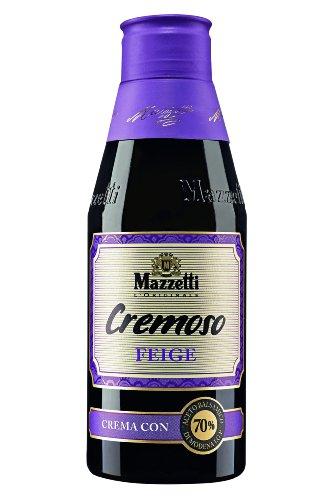 Mazzetti Cremoso Crema di Balsamico Feige, 5er Pack (5 x 215 ml)