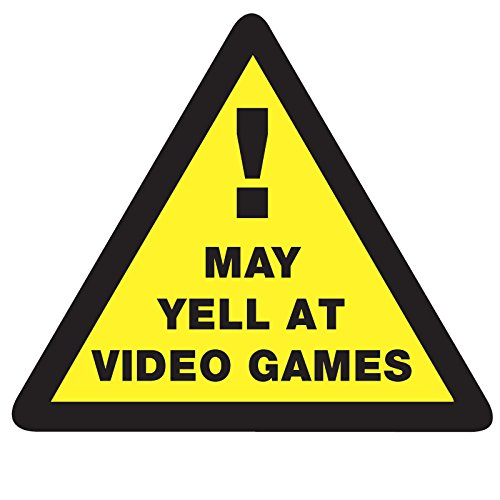 may-yell-at-video-games-sticker-10cm-x-9cm-video-arcade-game-decal